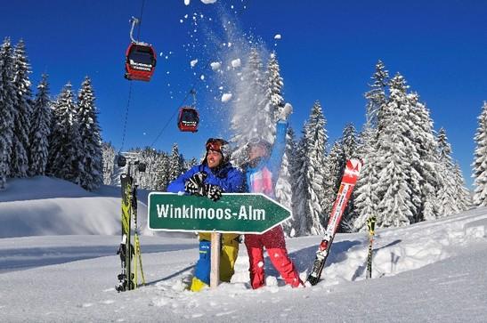 Sie Er Skitag Im Skigebiet Winklmoossteinplatte Neues Aus Reit